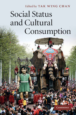 Social Status and Cultural Consumption (Paperback)