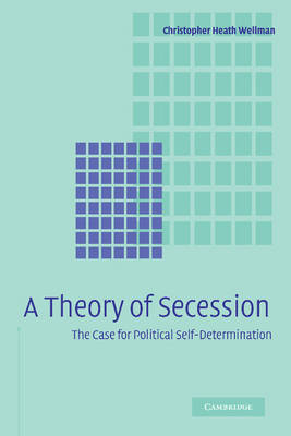 A Theory of Secession (Paperback)