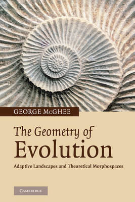 The Geometry of Evolution: Adaptive Landscapes and Theoretical Morphospaces (Paperback)