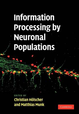 Information Processing by Neuronal Populations (Paperback)