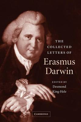 The Collected Letters of Erasmus Darwin (Paperback)