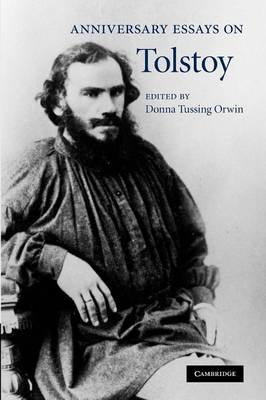 Anniversary Essays on Tolstoy (Paperback)
