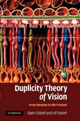 Duplicity Theory of Vision: From Newton to the Present (Paperback)