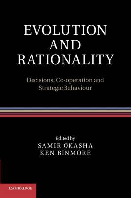 Evolution and Rationality: Decisions, Co-operation and Strategic Behaviour (Paperback)