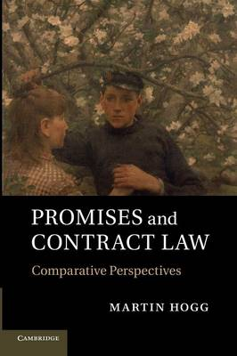Promises and Contract Law: Comparative Perspectives (Paperback)