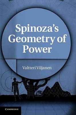 Spinoza's Geometry of Power (Paperback)