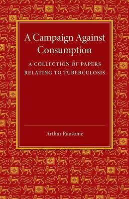 A Campaign against Consumption: A Collection of Papers Relating to Tuberculosis (Paperback)