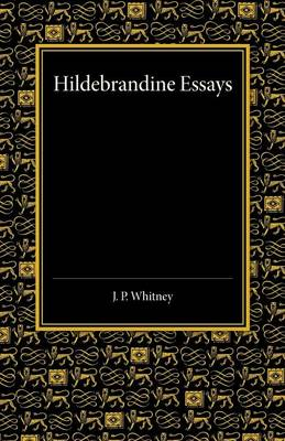 Hildebrandine Essays (Paperback)