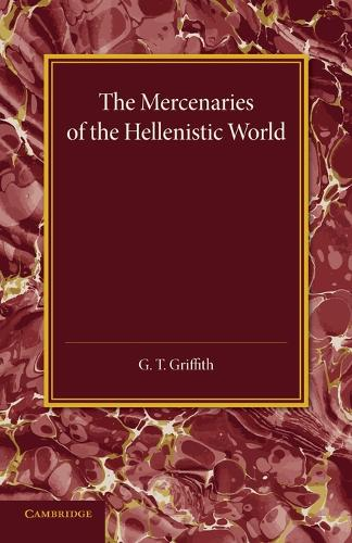 The Mercenaries of the Hellenistic World (Paperback)