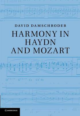 Harmony in Haydn and Mozart (Paperback)