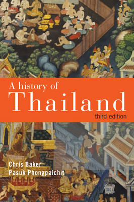 A History of Thailand (Paperback)