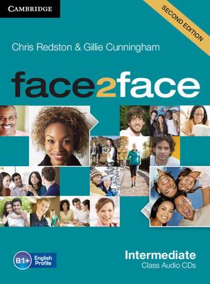 face2face Intermediate Class Audio CDs (3) (CD-Audio)