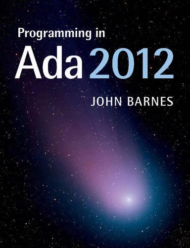 Programming in Ada 2012 (Paperback)