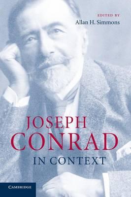 Joseph Conrad in Context - Literature in Context (Paperback)