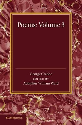 Poems: Volume 3 (Paperback)