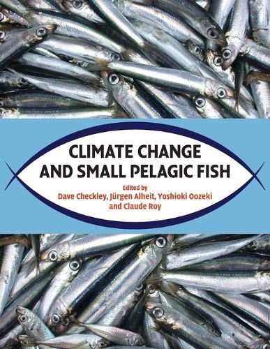 Climate Change and Small Pelagic Fish (Paperback)