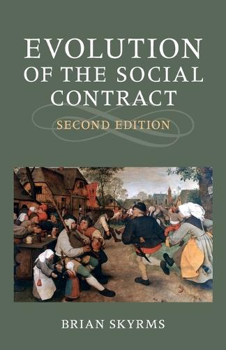 Evolution of the Social Contract (Paperback)