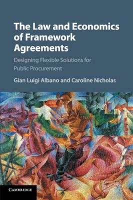 The Law and Economics of Framework Agreements: Designing Flexible Solutions for Public Procurement (Paperback)