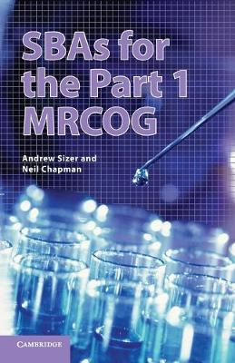 SBAs for the Part 1 MRCOG (Paperback)