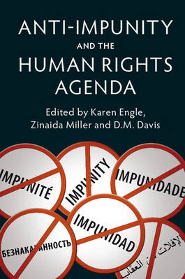 Anti-Impunity and the Human Rights Agenda (Paperback)