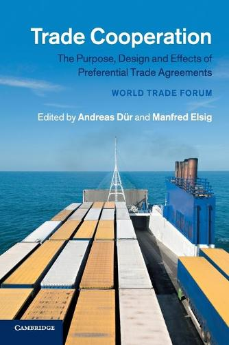Trade Cooperation (Paperback)