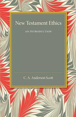 New Testament Ethics: An Introduction (Paperback)