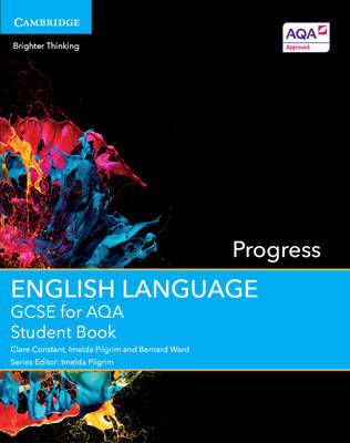GCSE English Language AQA: GCSE English Language for AQA Progress Student Book (Paperback)