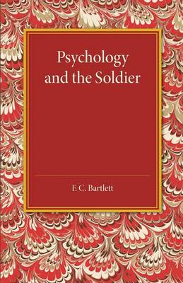 Psychology and the Soldier (Paperback)