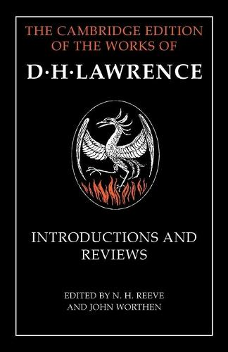 Introductions and Reviews - The Cambridge Edition of the Works of D. H. Lawrence (Paperback)