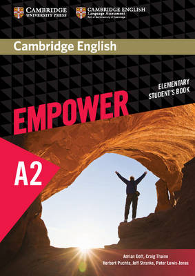 Cambridge English Empower Elementary Student's Book (Paperback)