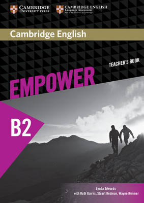 Cambridge English Empower Upper Intermediate Teacher's Book (Spiral bound)