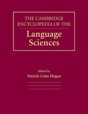 The Cambridge Encyclopedia of the Language Sciences (Paperback)