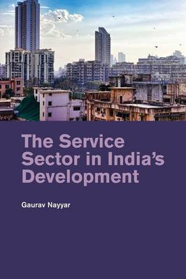 The Service Sector in India's Development (Paperback)