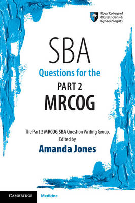 SBA Questions for the Part 2 MRCOG (Paperback)