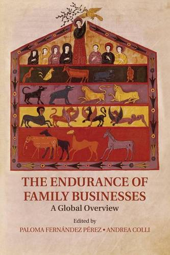 The Endurance of Family Businesses: A Global Overview (Paperback)