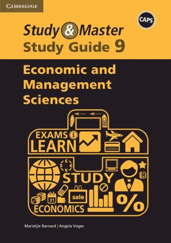 Study and Master Economic and Management Sciences Grade 9 Study Guide (Paperback)