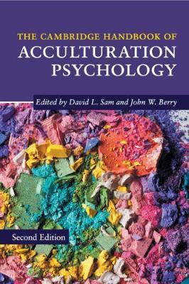 Cambridge Handbooks in Psychology: The Cambridge Handbook of Acculturation Psychology (Paperback)