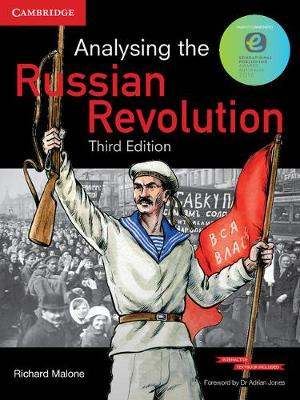 Analysing the Russian Revolution 3rd edition Pack (Textbook and Interactive Textbook)