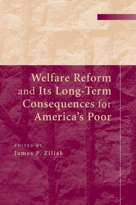 Welfare Reform and its Long-Term Consequences for America's Poor (Paperback)