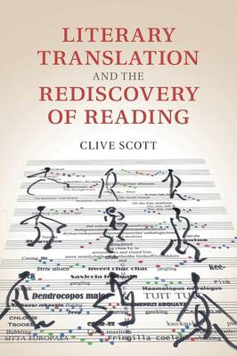 Literary Translation and the Rediscovery of Reading (Paperback)