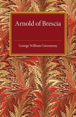 Arnold of Brescia (Paperback)
