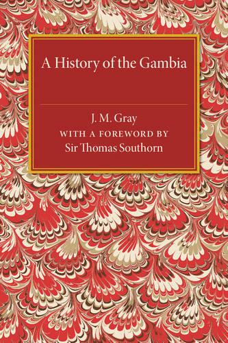 A History of the Gambia (Paperback)