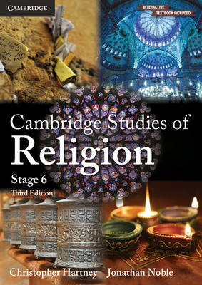 Cambridge Studies of Religion Stage 6 3 Ed Pack (Textbook and Interactive Textbook)