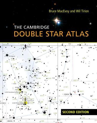 The Cambridge Double Star Atlas (Spiral bound)
