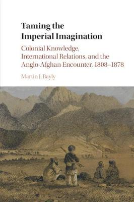 Taming the Imperial Imagination: Colonial Knowledge, International Relations, and the Anglo-Afghan Encounter, 1808-1878 (Paperback)