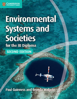 Environmental Systems and Societies for the IB Diploma Coursebook - IB Diploma (Paperback)