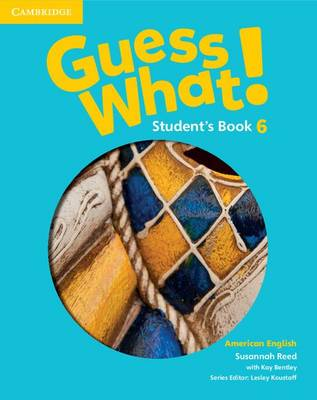 Guess What! American English Level 6 Student's Book (Paperback)