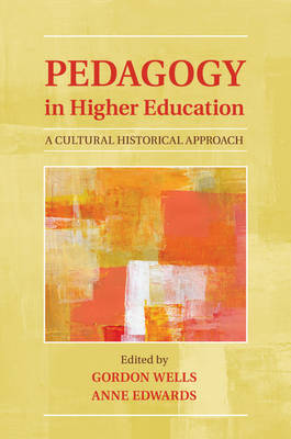 Pedagogy in Higher Education: A Cultural Historical Approach (Paperback)