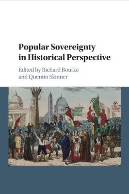 Popular Sovereignty in Historical Perspective (Paperback)