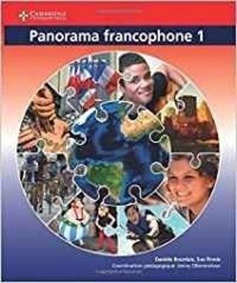 Panorama francophone 1 Student Book - IB Diploma (Paperback)